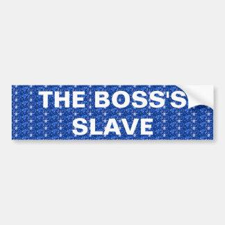 Bildekal det slav- framstickandet