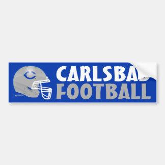 Bildekal för Carlsbad grottmanfotboll