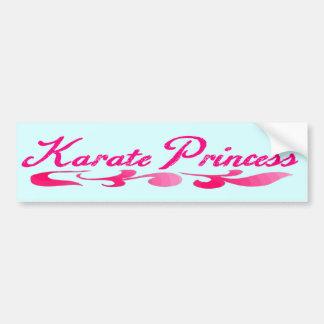 Bildekal för KaratePrincess Virvla runt