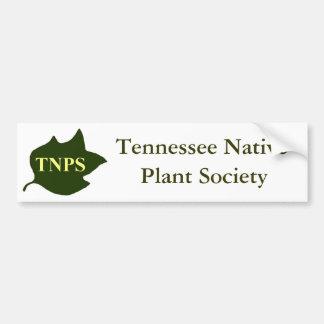 Bildekal för logotyp för TNPS-Poplarlöv