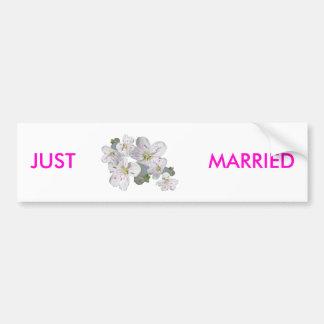 Bildekal för ny gifta för vårskönhetblomma
