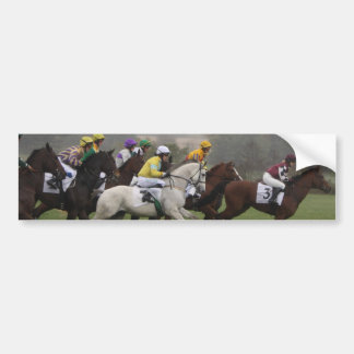 Bildekal för tävlinghästfält