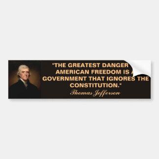 Bildekal för Thomas Jefferson