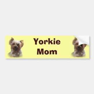 Bildekal för Yorkshire Terrier