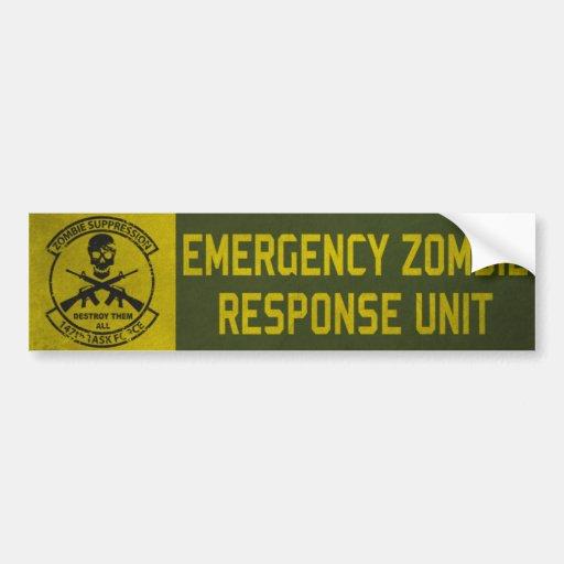 Bildekal för Zombiesvarsenhet