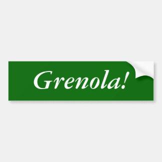 Bildekal: Grenola!