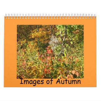 Bilder av hösten kalender