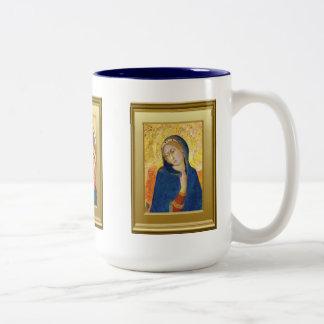Bilder av Saints Två-Tonad Mugg