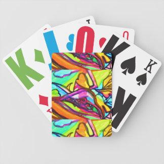 Bildkonst 852 spelkort