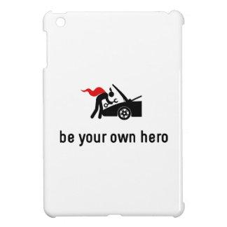Bilen reparerar hjälten iPad mini mobil fodral