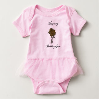 Bilinydjan - gullig bebisdräkt tshirts