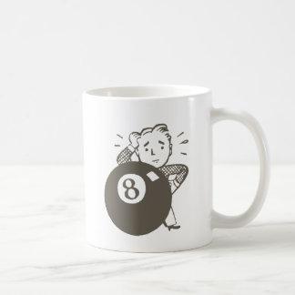 Biljard Kaffemugg