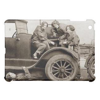Bilklubb Amerika iPad Mini Mobil Skydd