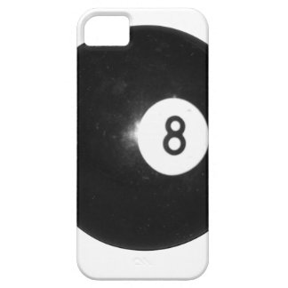 Billiardboll #8 iPhone 5 skydd