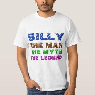 Billy thman, mythen, legenden t shirts