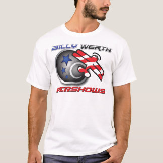 Billy Werth Airshows Tee Shirts