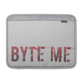 Binär byte mig MacBook air sleeve