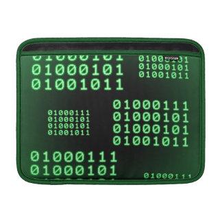 Binärt kodifiera för GEEK MacBook Air Sleeve