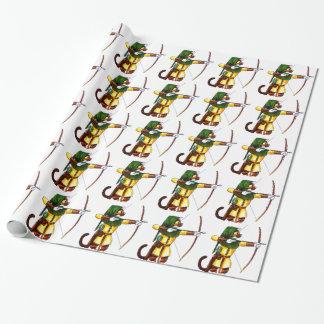 Bindi bågskytten presentpapper