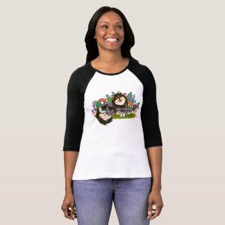 BINDI finlandssvenska Lapphund skjorta-väljer T-shirt