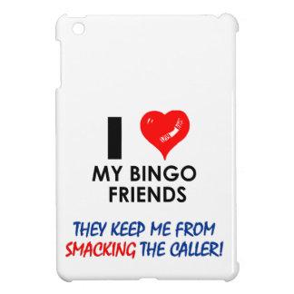 BINGO! Bingodesigner för den sagolika spelare! iPad Mini Mobil Skydd