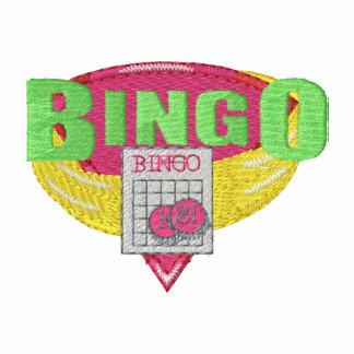 Bingo Broderade Jackor