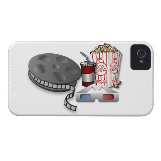 bio 3D iPhone 4 Case-Mate Skydd