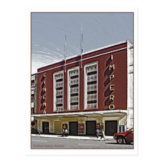 Bio Impero, Asmara Vykort