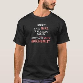 Biochemist Tee Shirt