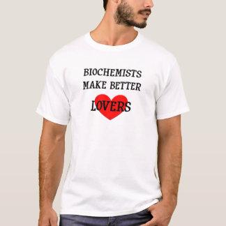 Biochemists gör bättre älskare tee shirts