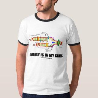 Biologi är i min gener (DNA-replicationen) Tee Shirt