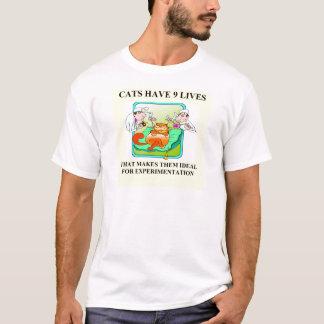 biologiexperimentskämt tröjor