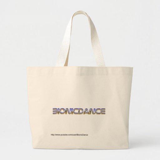 BionicDance Tote Bags