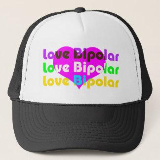 bipolär stamgäst för kärlek truckerkeps