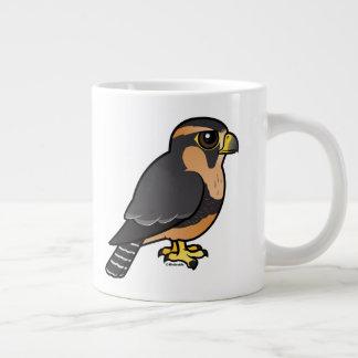 Birdorable peruansk Aplomado falk Jumbo Mugg