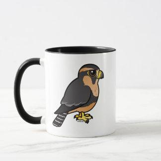 Birdorable peruansk Aplomado falk Mugg
