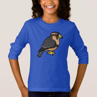 Birdorable peruansk Aplomado falk T-shirt