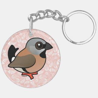 Birdorable Svart-throated Finch
