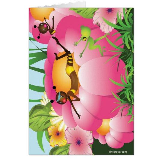 Birds & Bees OBS Kort