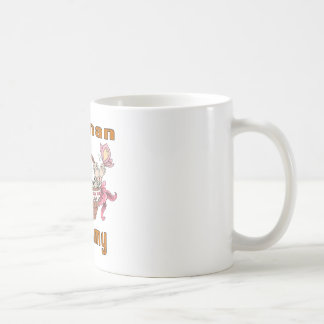 Birman kattmamma kaffemugg
