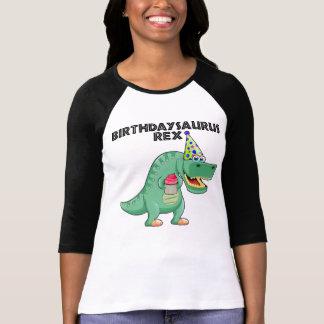 Birthdaysaurus Rex T-shirt