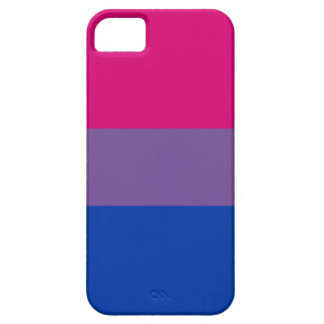 Bisexuell flagga barely there iPhone 5 fodral