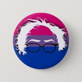 Bisexuell person för Bernie slipmaskiner Standard Knapp Rund 5.7 Cm