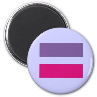bisexuell person för bög för jämställdhet för likh magnet