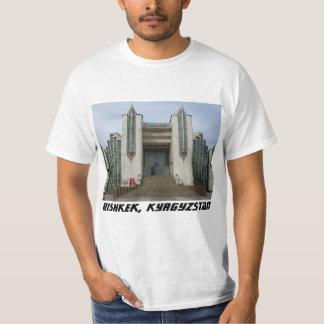 Bishkek bröllopslott - sovjetisk arkitektur tshirts