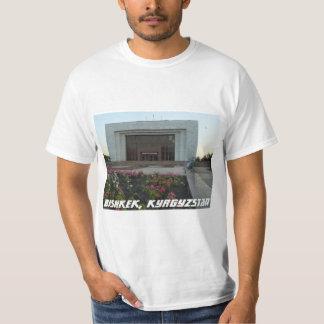 Bishkek statligt historiemuseum - Kirgizistan T-shirts