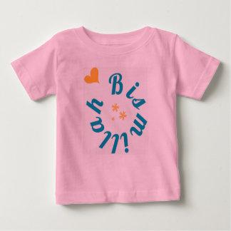 Bismillah - bebist-skjorta tee shirt