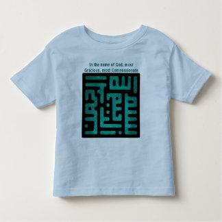 bismillahsmåbarnskjorta tshirts