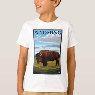 Bisonplats - Wyoming Tee