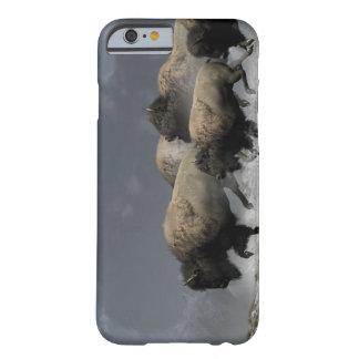 BisonStampede Barely There iPhone 6 Skal